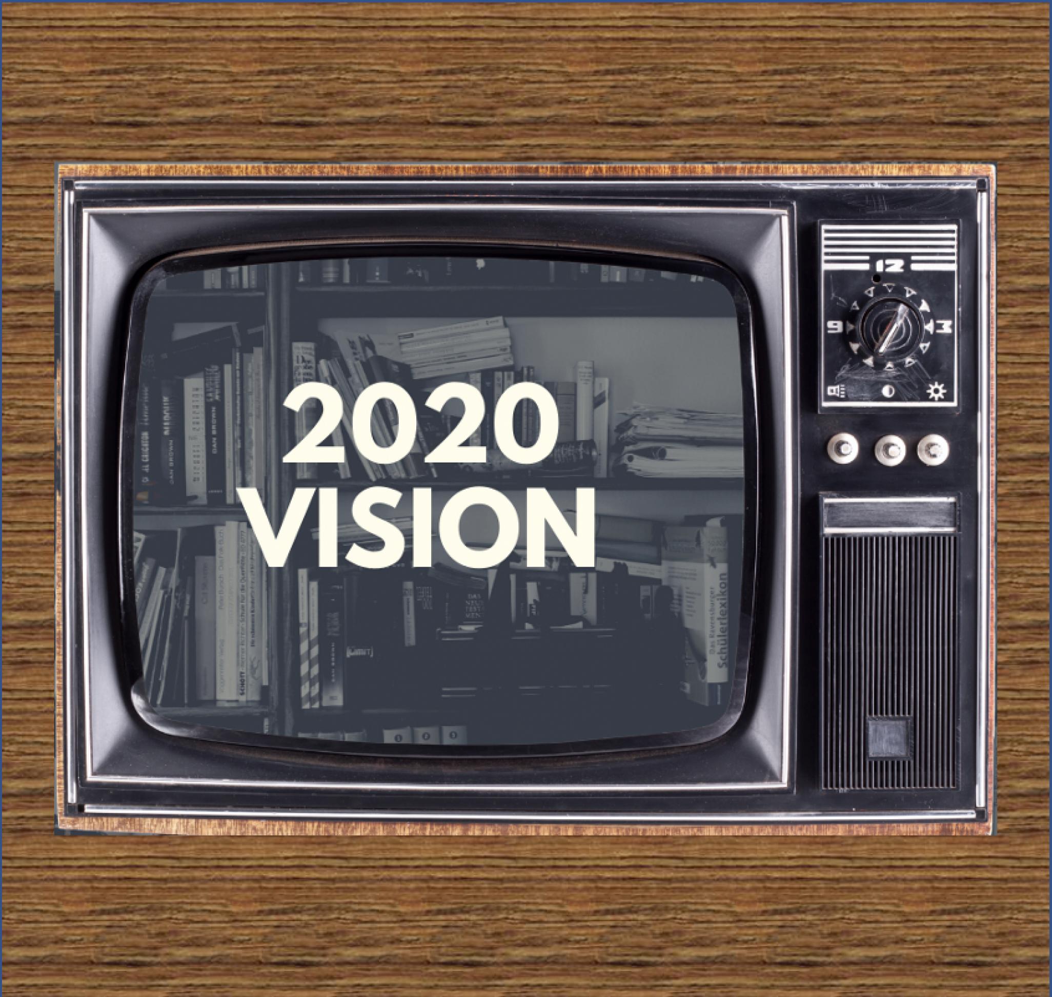 Books to TV & Big Screen in 2020