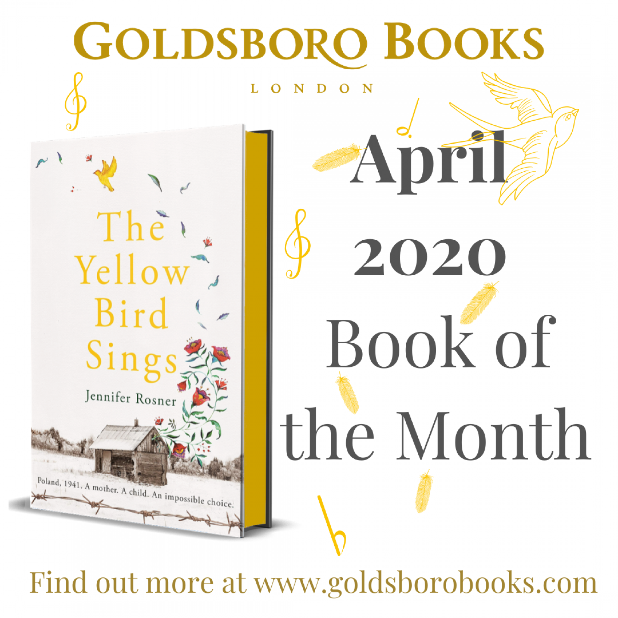 April Book of the Month 2020