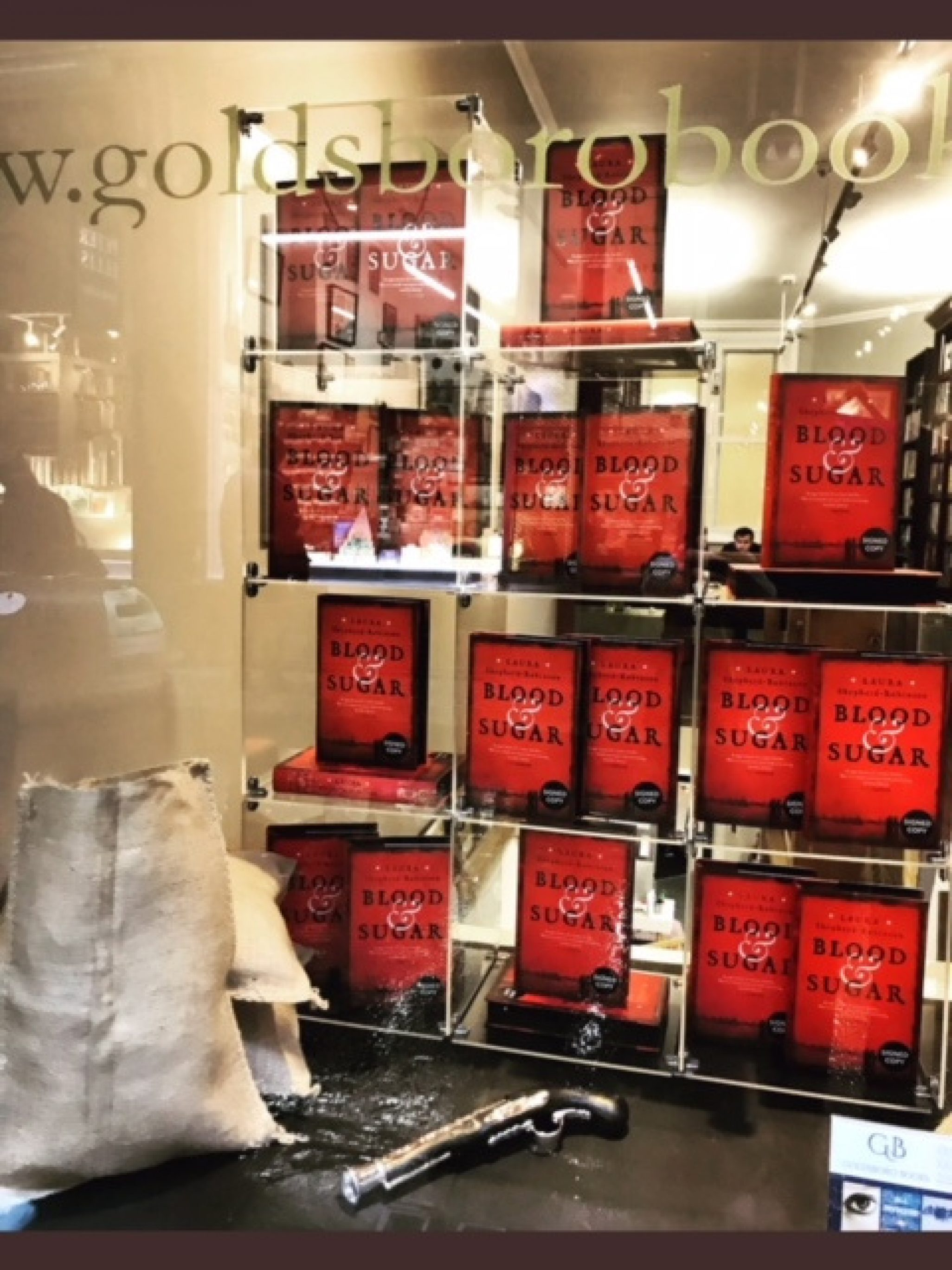 Bestsellers at Goldsboro Books - W/C January 28th 2019