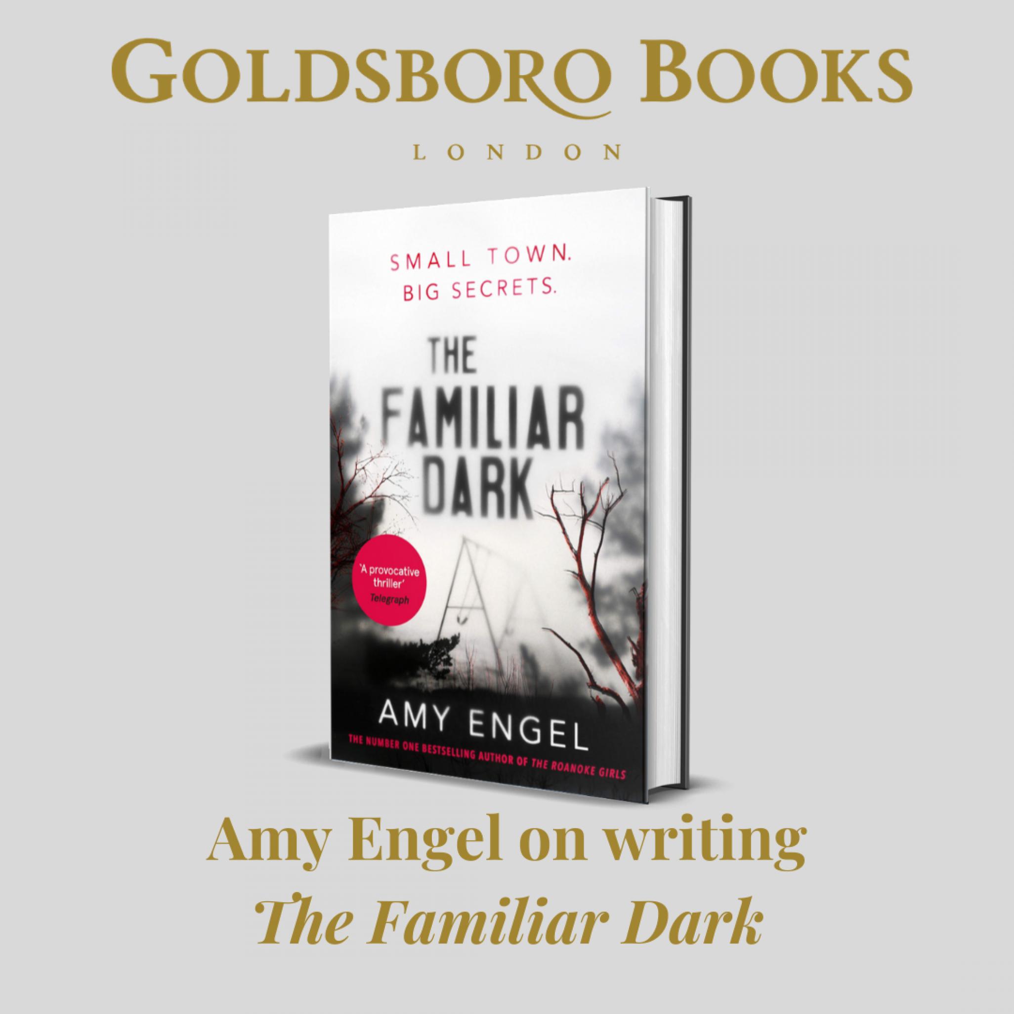 Writing 'The Familiar Dark'