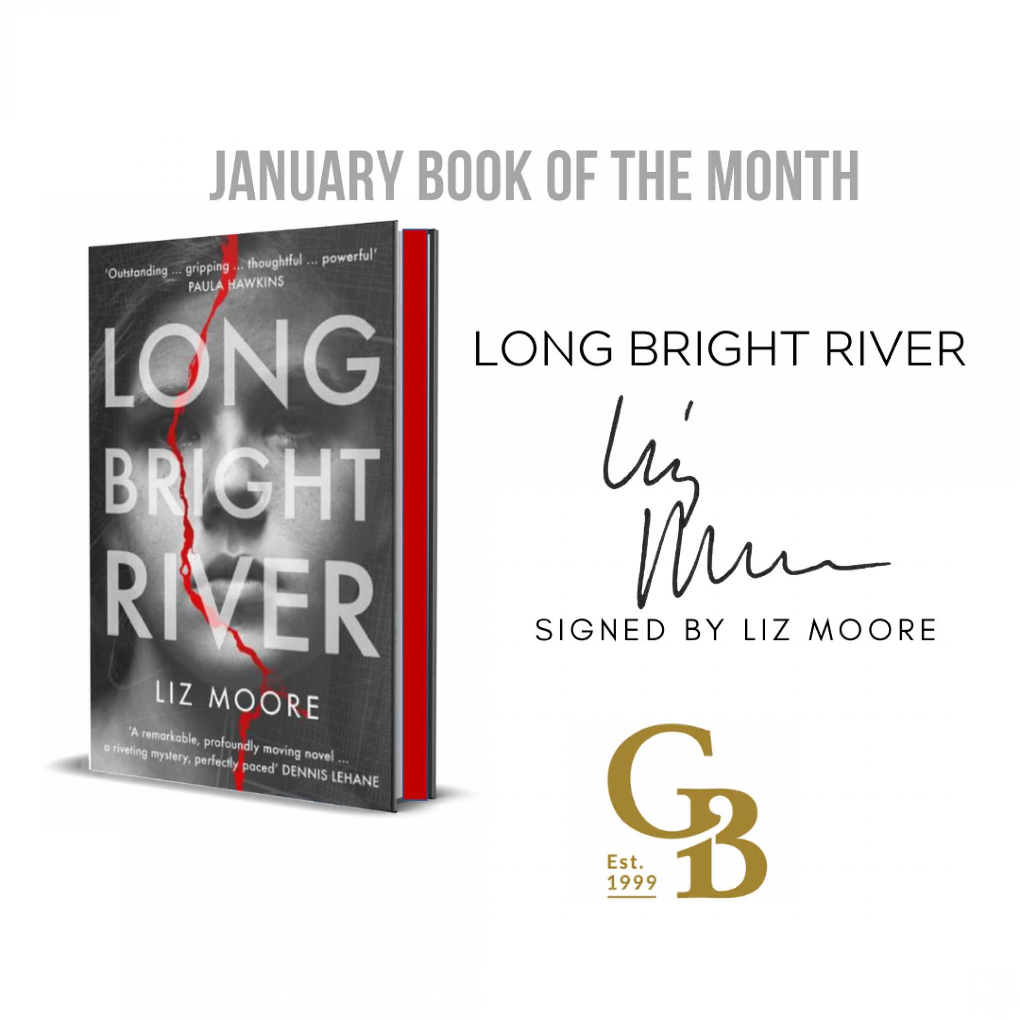 January Book of the Month