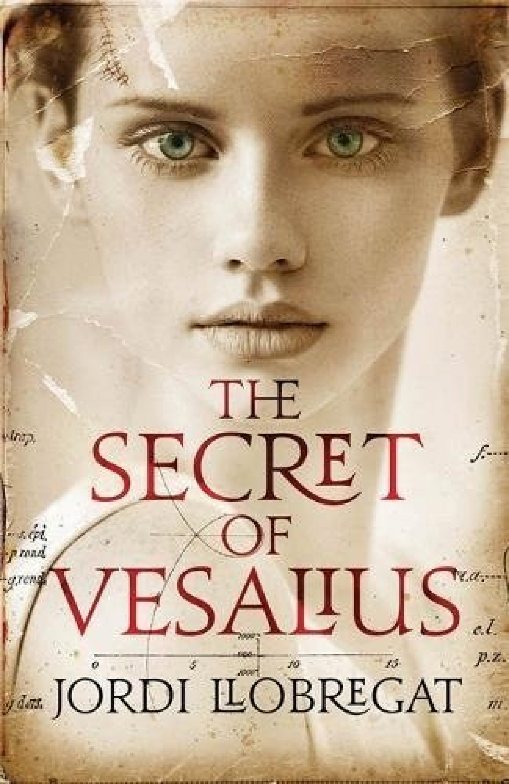The Secret of Vesalius by Jordi Llobregat - exclusive edition and introduction from the author