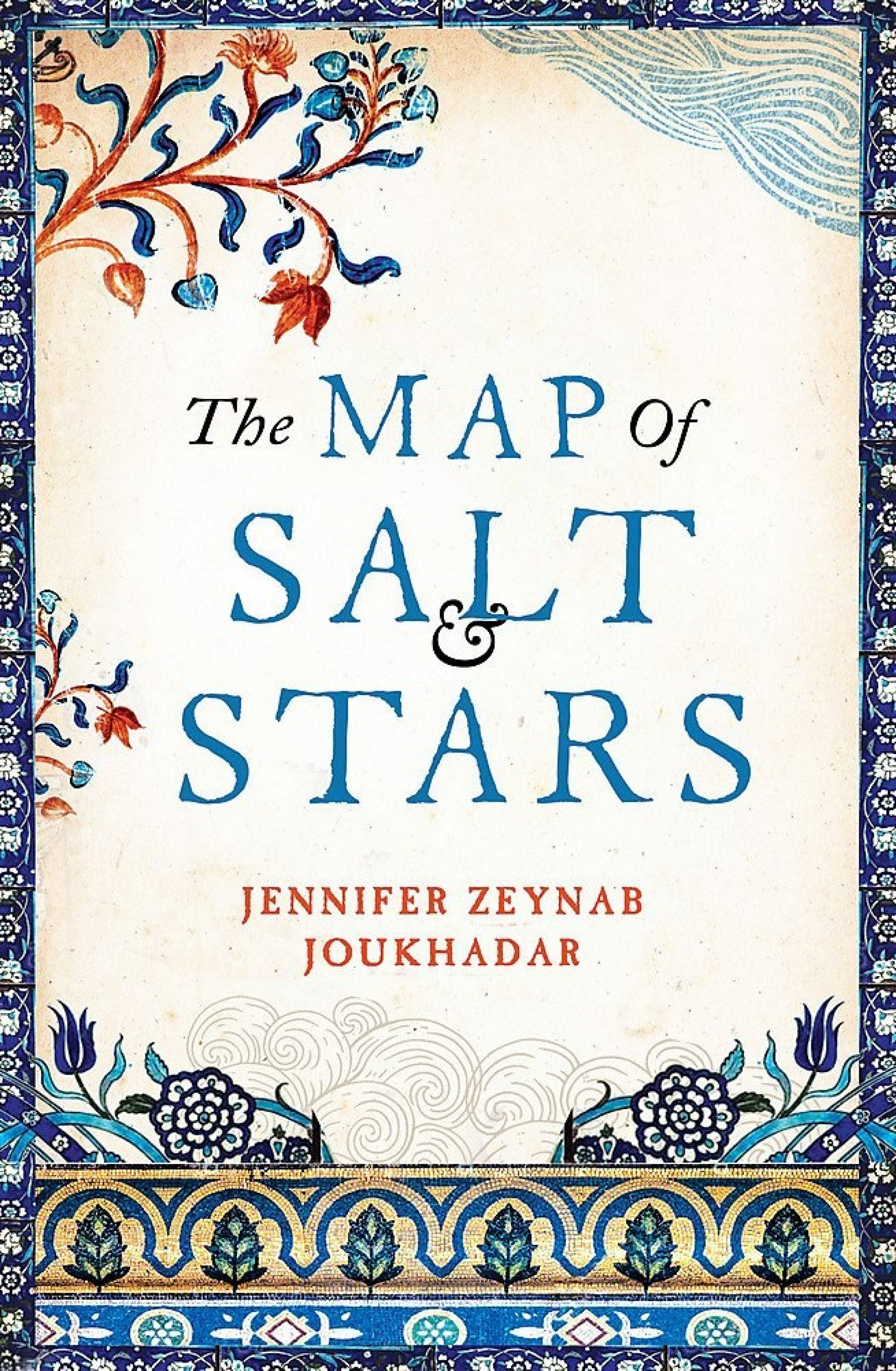 An Introduction to The Map of Salt & Stars by Jennifer Zeynab Joukhadar