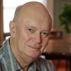Alan Ayckbourn photo