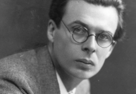 Aldous Huxley photo