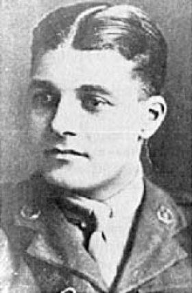 Captain W. E. Johns photo
