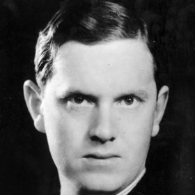 Evelyn Waugh photo