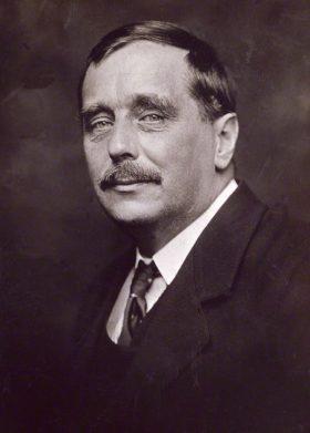H. G. Wells photo