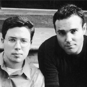 Ian Caldwell and Dustin Thomason photo