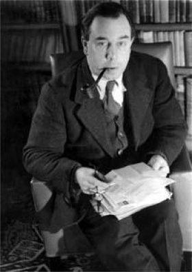 J.B. Priestley photo