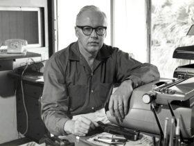 John D. MacDonald photo