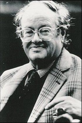 John Mortimer photo