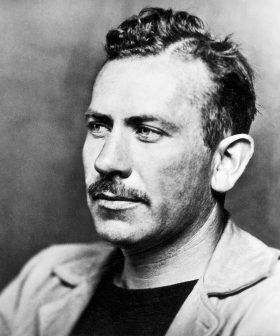John Steinbeck photo