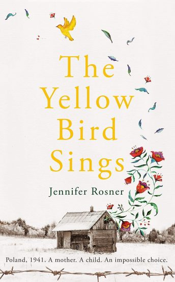 The Yellow Bird Sings - April Book of the Month cover
