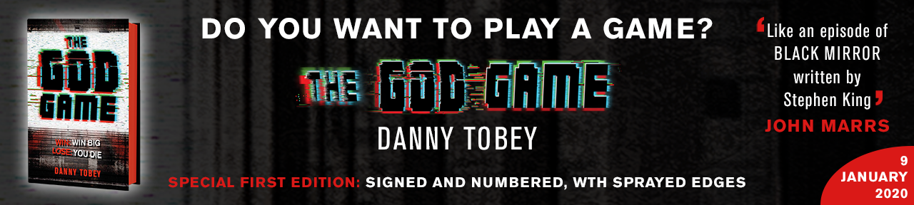 God Game Banner