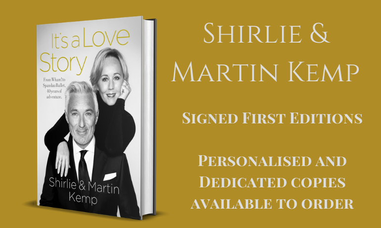 Shirlie and Martin Kemp