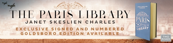Paris Library Banner