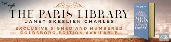 Paris Library Banner