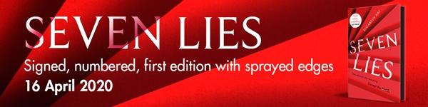Seven Lies banner