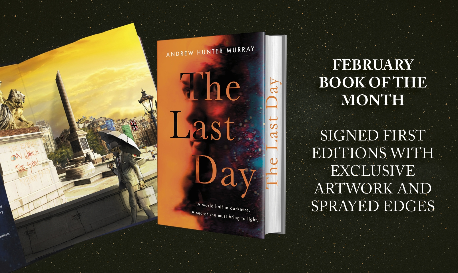 The Last Day - Feburary Book of the Month